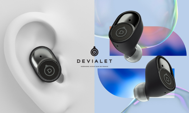 Devialet Gemini True Wireless