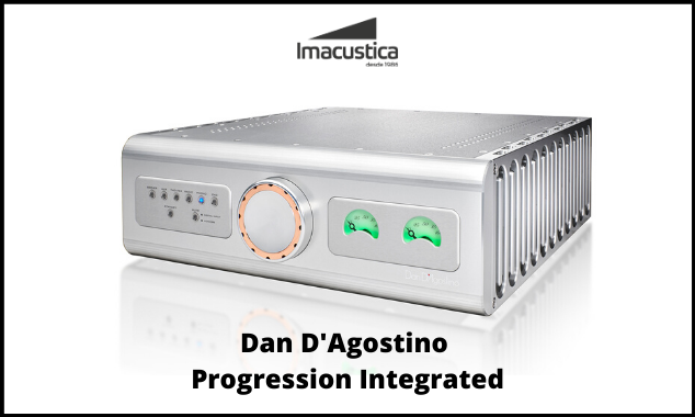 Dan D'Agostino Progression Integrated