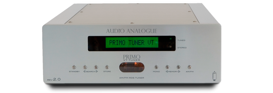 Audio Analogue Primo VT Tuner 2.0