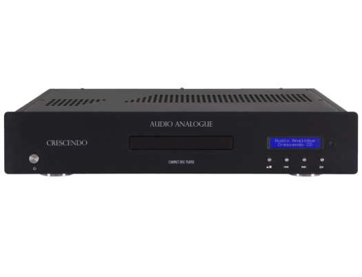 Audio Analogue Crescendo CD Black