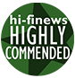 Hi-Fi News Yearbook 2017 - Highly Commended