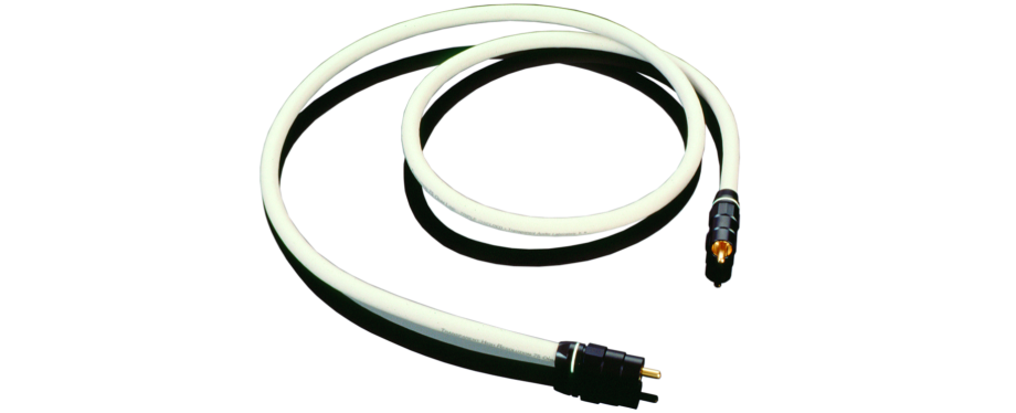 Transparent Cable High Performance 75-Ohm